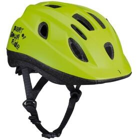 BBB Boogy BHE-37 Helmet, neon yellow gloss